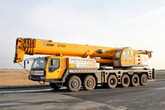 Available Different Kinds of Cranes for Sale