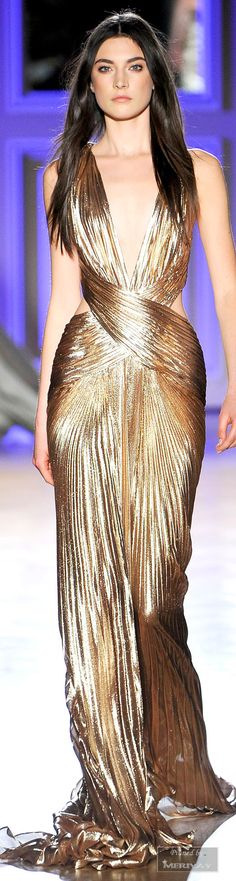 Zuhair Murad Haute Couture This dress was made for me, just needs to be a bit shorter. #AyiJihu