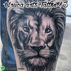 Uruca Arts Tattoo 13  Obrigado João por mais uma tatuagem comigo  #tatuagem #tattoo #tattoos #tatuagempretoecinza #blacktattoo #tattooblackandgrey #tattooblack #tatuagemleao #tatuagemlion #tattoolion #tatuagemblack #tattooblack #lionblack @tattoo2me #tattoosp #obrigado #tattoo2me #urucaarts #tattooink #inksp #brotassp #brotas #saopedro #saopedrosp