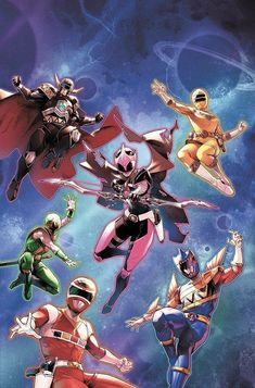 """My Musings on the new Power Rangers Comic Team garrettsthings: """"So I know I don't post about it at all but I LOVE Boom Studios' Power Rangers comic! I started by reading Go Go Power Rangers last year,. Power Rangers Zeo, Power Rangers Megazord, Todos Os Power Rangers, Desenho Do Power Rangers, Power Rangers Comic, Rangers Team, Go Go Power Rangers, Mighty Morphin Power Rangers, Kamen Rider"""
