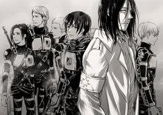 Shingeki no Kyojin Attack On Titan Jean, Attack On Titan Fanart, Atack Ao Titan, Levi Squad, Manga Anime, Anime Art, Eren And Mikasa, Armin Snk, Connie Springer
