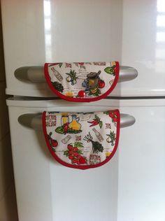Puxador para geladeira