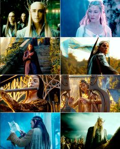 Elves freaking rule. just sayin. love them as much as the dwarves, which is saying a lot.