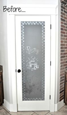 pantry door chalkboard diy-#pantry #door #chalkboard #diy Please Click Link To Find More Reference,,, ENJOY!!