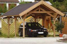 http://brianlong.hubpages.com/hub/Wood-Carport-Kits