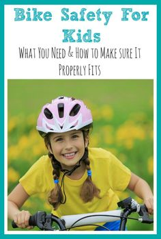 Bike Safety For Kids - Everything You Need To Know
