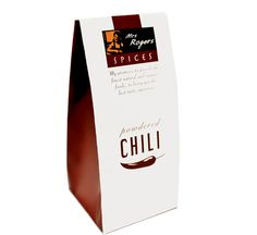Package  Design  -  Spices by robin jacob, via Behance