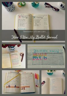 RevolutionofLove.com - How I Use My Bullet Journal // planner_bujo_pin