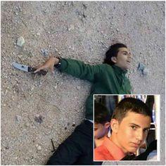 "#Palestine : Martyr Sadeq Sadeq 16 years old who was murdered by Israeli occupation forces near Bethlehem today alledgedly attempted to stab Israeli solider الشهيد الذي أطلقت قوات الاحتلال النار عليه على حاجز ""الكونتينر"" شمالي بيت لحم، هو الطفل صادق زياد صادق غربية (16 عامًا) من سكان قرية صانور جنوبي جنين. ⠀⠀⠀⠀⠀⠀⠀⠀⠀⠀⠀⠀⠀⠀⠀⠀⠀⠀⠀⠀⠀⠀⠀⠀⠀⠀⠀⠀⠀⠀⠀⠀⠀⠀⠀⠀#Palestinian #man #picoftheday #photooftheday #bestoftheday #instagood #life #islam #hijab #ksa #usa #uae #sweet #فلسطين #القدس #الامارات #السعودية #me…"