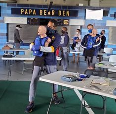 The college football season has begun! And all the Cal Bear coaches are Choking Rescue trained thanks to our friends at Ice Safety Solutions. GoBears! #TrainLikeYouMeanIt!