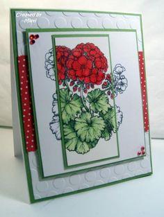 seeing spots - Homemade Cards, Rubber Stamp Art, & Paper Crafts - Splitcoaststampers.com