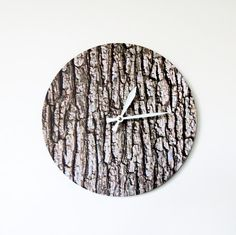 Rustic Wall Clock Etsy Art  Decor and Housewares by Shannybeebo