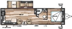 Wildwood Fifth Wheels / Travel Trailers by Forest River RV