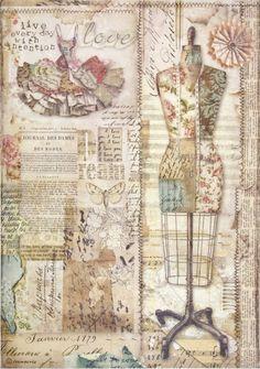 Papel Vintage, Decoupage Vintage, Decoupage Paper, Vintage Ephemera, Vintage Paper, Vintage Scrapbook, Mini Scrapbook Albums, Scrapbook Journal, Old Paper Background