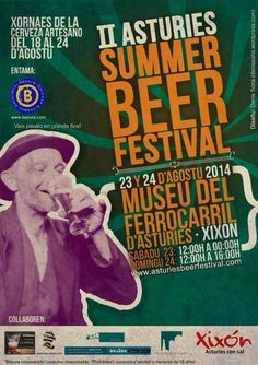 Portugal convidado do Astúrias Summer Beer Festival