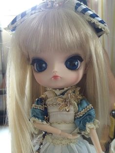 Pullip Doll: Dal Alice By Mes Crazy Experiences