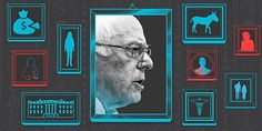 The liberal surge behind Bernie Sanders, and why it may fall short Information Graphics, Bernie Sanders, Data Science, Shit Happens, News, Fall, Infographics, Autumn, Info Graphics