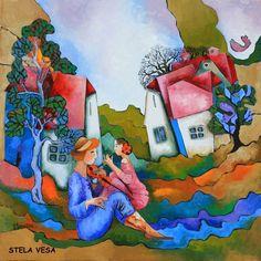 STELA VESA (Rumania)