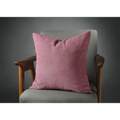Pink Pillow, Pink Cushion, Magenta Pillow, Magenta Cushion, Pink... (25 BAM) via Polyvore featuring home, home decor, throw pillows, pink flamingo throw pillows, pink accent pillows, pink flamingo home decor, pink toss pillows and magenta home decor