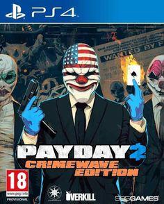 Payday 2 - Crimewave Edition (PlayStation 4) -
