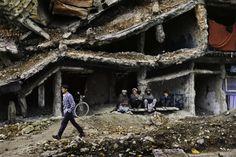 "Kabul, Afghanistan ""Portraits of Resilience"""