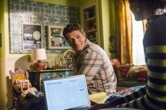 """The Ravenswood Police make an arrest for the murder of Luke and Olivia's father in """"Along Came a Spider,"""" an all-new episode of ABC Family's original series """"Ravenswood,"""" airing Tuesday, January 28th (9:00 - 10:00 PM ET/PT). Be sure to tune in!"""