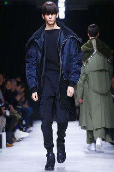 Juun J. Menswear Fall Winter 2015 Paris - NOWFASHION