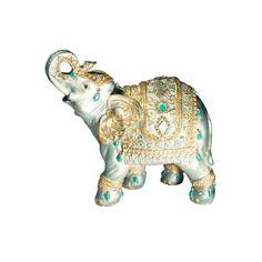 #Elefantes hechos en yeso, pintados a mano. precio $ 65.- #Emprendimiento #Artesanías #LaTiendaDelCEES #SantaFe