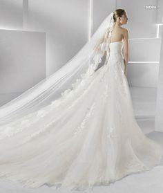 detachable train wedding dresses   line train jacket detachable wedding dress - Wedding Dresses ...