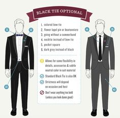 a743f875ca If you have a formal reception that s not  quite  black tie