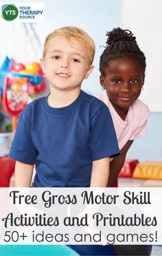 Enjoy looking over all of our free gross motor skills activities. This collection of gross motor skills worksheets and printables provide a huge assortment of creative, fun activities for children. Motor Skills Activities, Gross Motor Skills, Free Activities, Sensory Activities, Physical Activities, Learning Activities, Sensory Diet, Pediatric Psychologist, Motor Planning