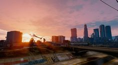 """Massive 'GTA V' mod adds way more than 4K textures  Grand Theft Auto V got a pretty major overhaul when it made the jump from last-gen hardware to PC PlayStation 4 and Xbox One last year but that leap's got nothing on a new user mod that takes the stick-up simulator into ultra high-definition. """"The Pinnacle of V"""" adds UHD textures for clouds water rain and blood but its biggest changes go well beyond the superficial level. The designers boast that """"literally every aspect of the game has been…"""