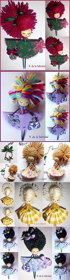 Мини - куколки | Подружки