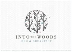 logo into the woods bed And breakfast - Google zoeken