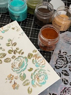 How To Introduce Yourself, How To Make, Stencils, Card Making, Let It Be, Cards, Templates, Maps, Handmade Cards