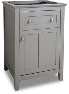 """Bathroom Vanities 24 X 16 30"""" 30inch white vanity drawers modern open bottom for towels legs"""