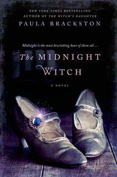 The Midnight Witch by Paula Brackston