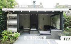 Outdoor Rooms, Outdoor Gardens, Outdoor Living, Outdoor Decor, Backyard Patio Designs, Backyard Landscaping, Gazebo Roof, Pavillion, Back Garden Design