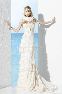 modelo calcuta, colección ibiza 2013 yolan cris
