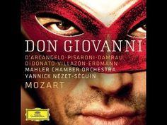 Don Giovanni (CD3) - D'Arcangelo, Pisaroni, Damrau, DiDonato, Villazon, ...
