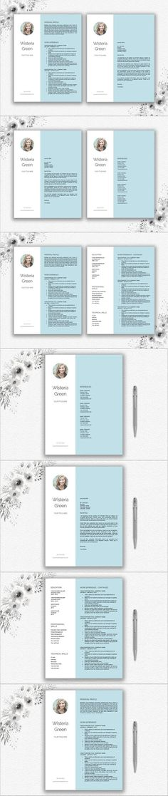 122 best restaurant resume images on Pinterest | Resume templates ...