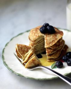 2-Ingredient Pancakes Just Won Weekday Mornings