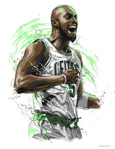Kevin Garnet Illustration