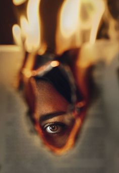 beauty Photography perspective - Miriam Eme – Embers people portrait Best Ideas for Life Beauty Photography, Fire Photography, Perspective Photography, Creative Portrait Photography, Conceptual Photography, Girl Photography Poses, Artistic Photography, Photography Flowers, Digital Photography