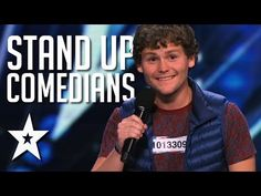 Funniest Ever Stand Up Comedians On Got Talent