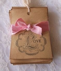 Gift #Tags  #crafts