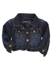 Baby Girls Jeans: wide leg jeans, cuffed jeans, five-pocket jeans, flare jeans, embroidered jeans, at babyGap | Gap