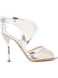 Shop Nicholas Kirkwood striped metallic sandals in Tassinari from the world's best independent boutiques at farfetch.com. Shop 400 boutiques at one address.
