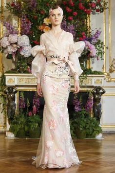 Alexis Mabille Fall Winter Couture 2013 Paris