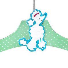 2 X Kinder-Kleiderbügel-Set Aus Holz Kinderbügel Garderobenbügel Baby-Bügel 5
